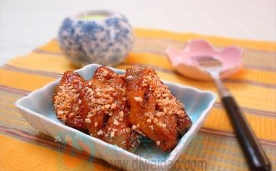 蜂蜜美食——蜂蜜烤翅,第六味道