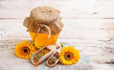 葵花蜂蜜的营养成分——第六味道