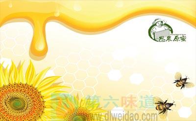 葵花蜂蜜的功效——第六味道